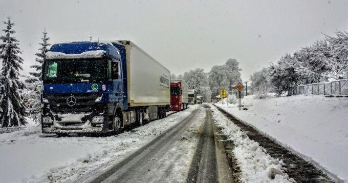 У Києві можуть обмежити в'їзд вантажівок