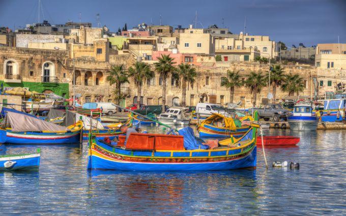 Мальта постраждала від штормової погоди (ФОТО)
