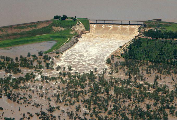 Потоп в Західній Австралії (ВІДЕО)