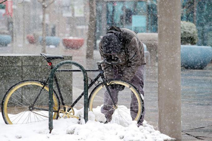 Сніговий шторм Аргос в Колорадо (ФОТО)
