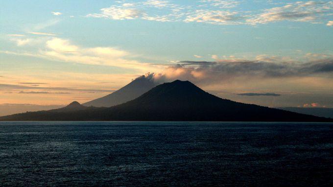 Біля острова Нова Британія сталися 2 землетруси