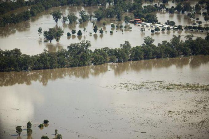 Африку та Південну Америку охопили сильні повені