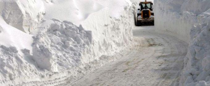 Аномальні снігопади в Канаді