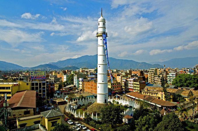 Непальський землетрус на 3 метри посунув столицю країни (ВІДЕО)