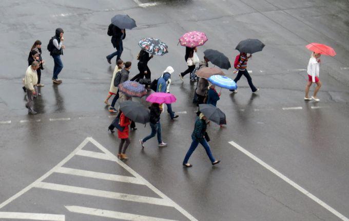 На Білорусь насувається потужний циклон Udo