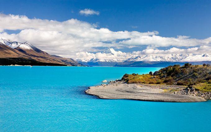 Землетрус магнітудою 5,6 стався в Новій Зеландії