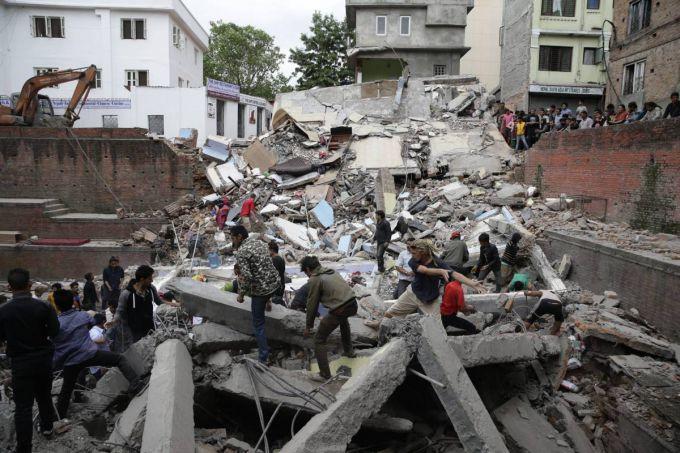 Землетрус в Непалі торкнувся вже 8 мільйонів чоловік