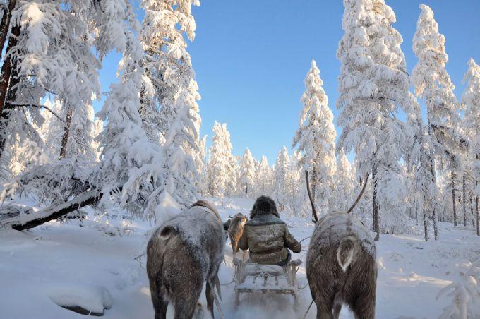 В Сибіру пройде циклон  хуртовин