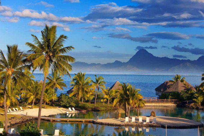 Сильні дощі затопили острів Таїті (ВІДЕО)