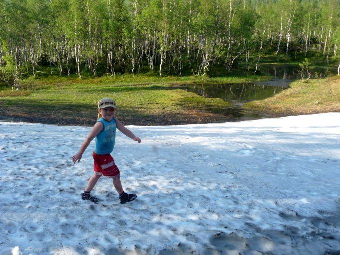 В Сибірі небувала спека
