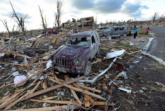 Торнадо обрушився на американський штат Алабама (ВІДЕО)