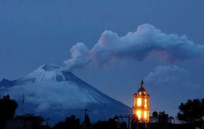 В Італії активізувався вулкан Етна (ВІДЕО)