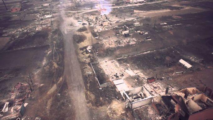 Площа пожеж в Сибірі перевищила 100 тисяч гектарів